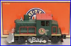 Lionel Christmas Snowplow Motorized Unit 6-28427! For O Gauge Train Set Santa