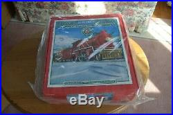Lionel Christmas Tinplate Train Set 6-51012 New, Never Removed From Original Box