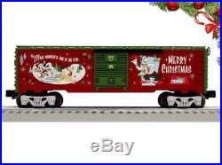 Lionel Disney Christmas General Ready To Run O-Gauge Set