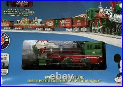 Lionel Disney Christmas Lionchief Rc Bluetooth Train Set O Gauge 6-83964