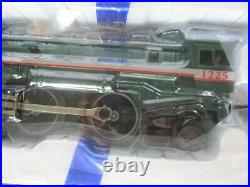 Lionel Lion Chief Silver Bell Express 6-30205 New Green Christmas Train Set