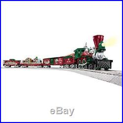 Lionel Mickey's Holiday to Remember Disney Christmas Train Set O-Gauge