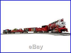 Lionel O Scale 1823040 THOMAS KINKADE CHRISTMAS Ready to Run Train Set