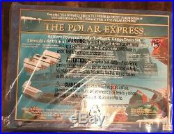 Lionel Polar Express Train Set G Gauge 711022 New Factory Sealed Christmas Bell