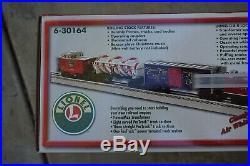 Lionel Santas Flyer Train Set 6-30164 Christmas Musical Boxcar O Gauge NEW