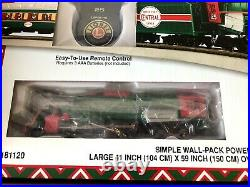 Lionel The Christmas Express Electric HO Gauge Model Train Set with Remote