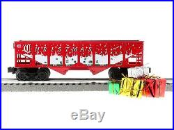 Lionel The Christmas Express Freight Train Set with Bluetooth