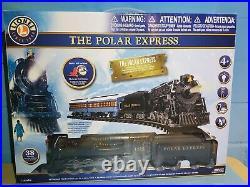 Lionel The Polar Express Christmas Train Set