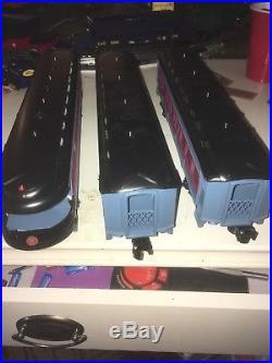 Lionel The Polar Express Lionchief O Gauge Train Set 6-30218 Used 1 Christmas