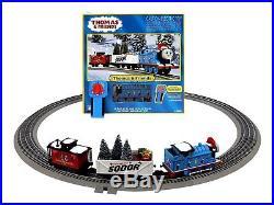 Lionel Thomas Christmas Freight Train Set O-Gauge