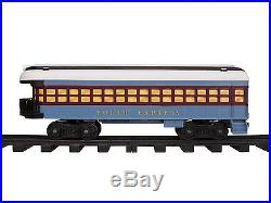 Lionel Train Set Play Toy Polar Express Large Ready Headlight Christmas Movie