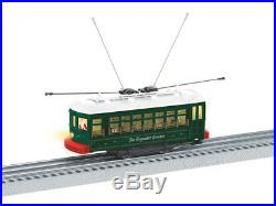 Lionel Trains6-83694 Toymaker Limited Trolley Set Christmas