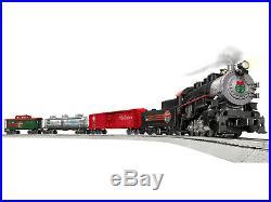 Lionel Trains 6-84787 Santa Freight Lines LionChief Set withBluetooth Christmas