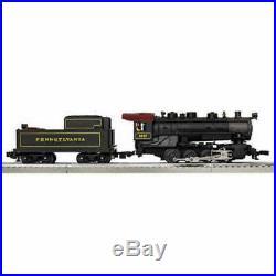 Lionel Trains Pennsylvania Flyer O-gauge Set, Christmas Holiday