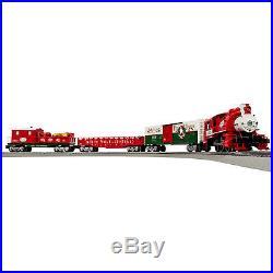 Lionel Trains Santa's Helper O Gauge Ready to Play LionChief Christmas Train Set