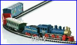 Marklin Hammacher Z Mini Club 81846 Xmas Freight Train Set (tested) LNWB