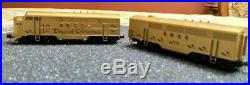 Micro Trains MTL 12 Days of Christmas 40' Boxcars, Caboose, A & B Locomotive Set