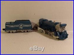 Mth/railking, Christmas 4-6-2 Pacific Steam R-t-r Train Set, 30-4095-0, O-gauge
