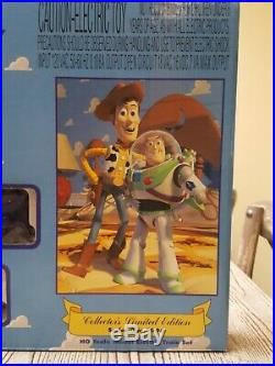 NEW Disney Toy Story Express 1996 HO Scale Model Electric Train Set Collectors