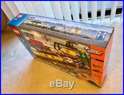 New In Sealed Box LEGO Cargo Train 7939 Perfect Christmas Gift