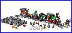 New LEGO Creator Winter Holiday Train 734 Pcs Set 10254 Christmas Tree