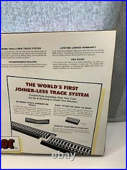 New Sealed Life Like Trains Set Rare Norman Rockwell Post Christmas Complete