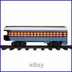 Polar Express Ready-To-Play Train Set, G-Gauge, Christmas, NO TAX