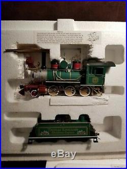 Thomas Kinkade's Christmas Express Train Set Made by Bachmann FREE SHIP