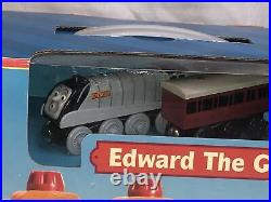 Thomas and Friends Edward the Great Train Set NEW in Box RARE