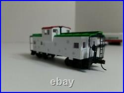 Walthers Trainline CHRISTMAS ZEPHYR READY FOR FUN TRAIN SET HO Scale withbox WORKS
